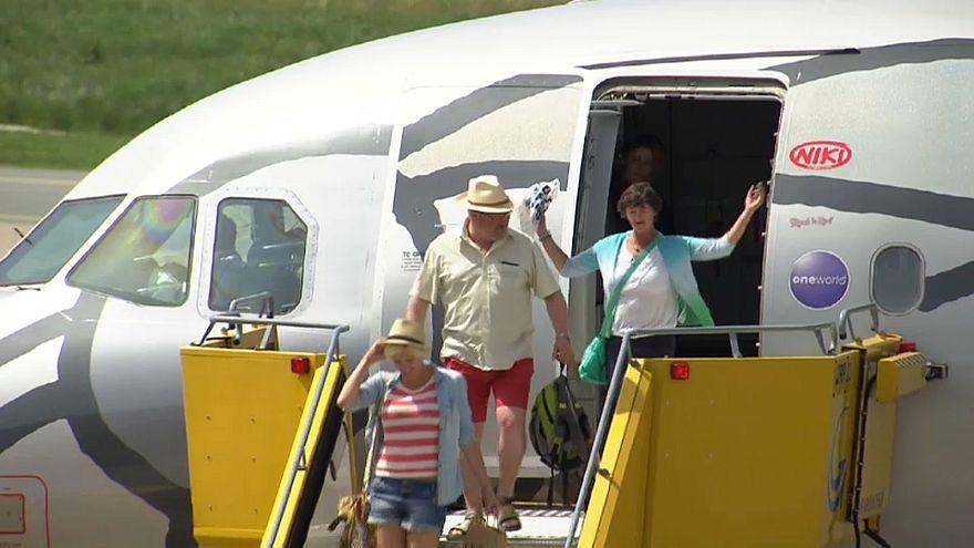 NIKI-Pleite: Zehntausende Touristen ohne Rückflug