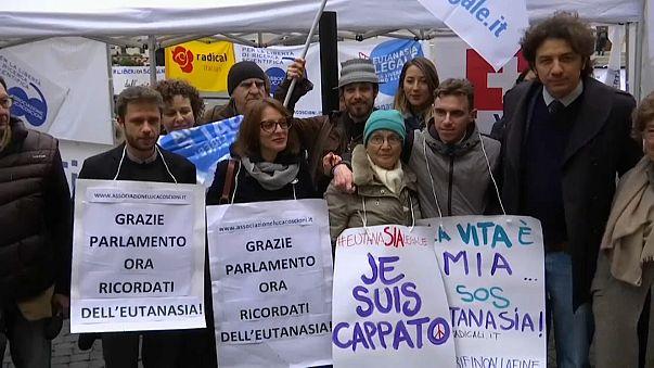 Новый итальянский закон - предвестник эвтаназии