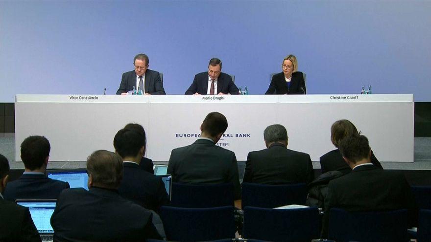 Avrupa Merkez Bankası faizleri değiştirmedi
