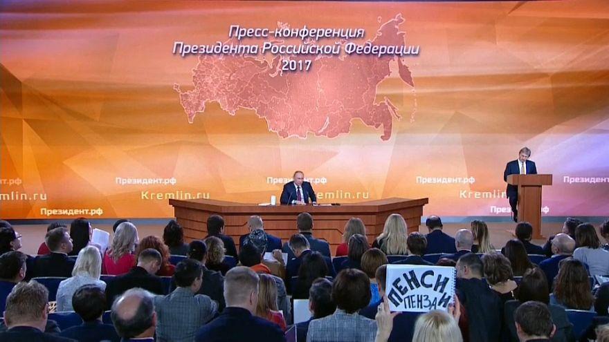 Putin a favore della concorrenza in politica, ma Navalny resta escluso