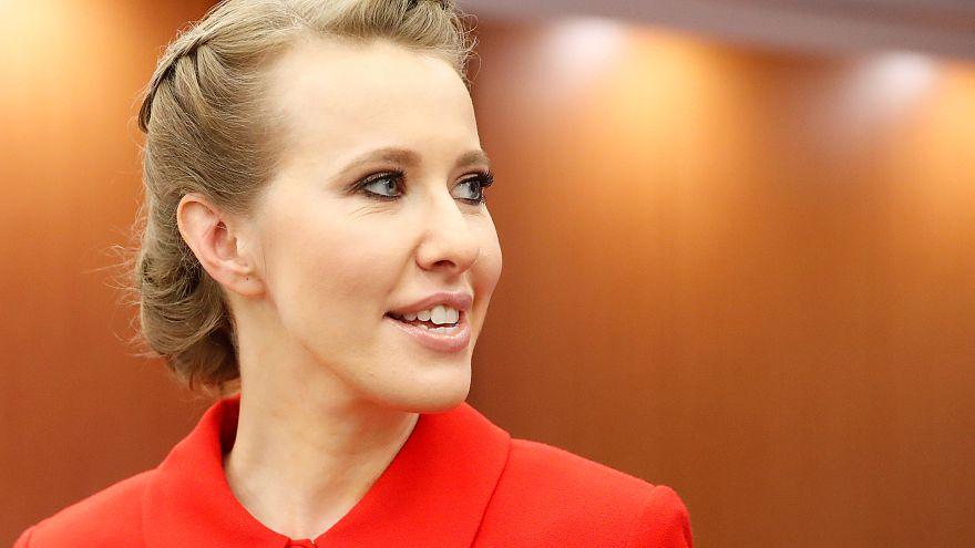 Wer ist Putin-Herausforderin Xenia Sobtschak (35)?