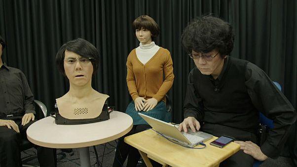 Профессор Ишигуро и его создания