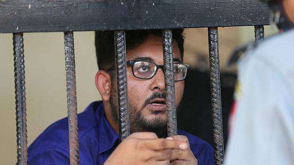 Number of jailed journalists hits 17-year high