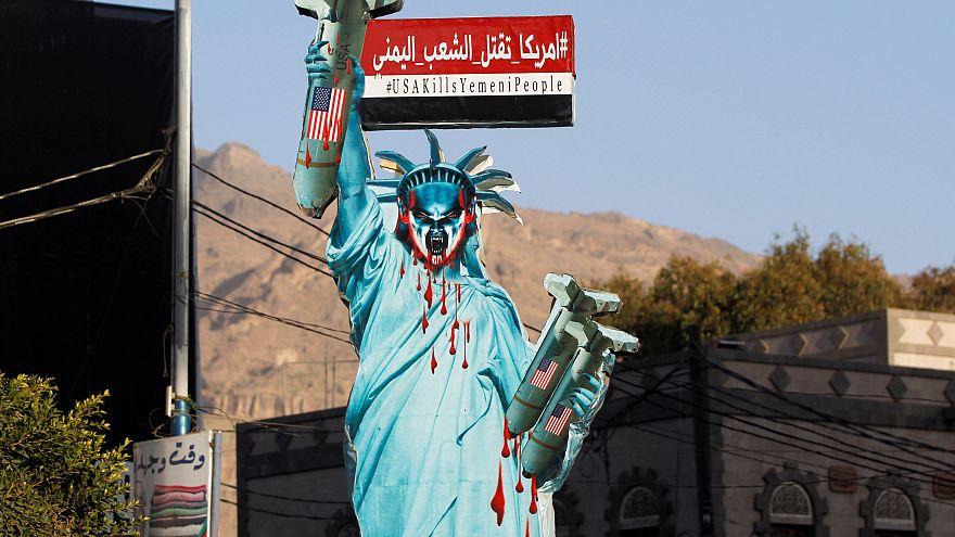 الحوثيون: إتهام إيران بإمدادنا بصاروخ لاستهداف السعودية محاولة لإلهاء العرب عن قرار القدس