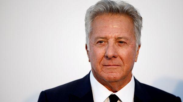 (Arquivo) Dustin Hoffman em maio de 2007 durante o festival de Cannes