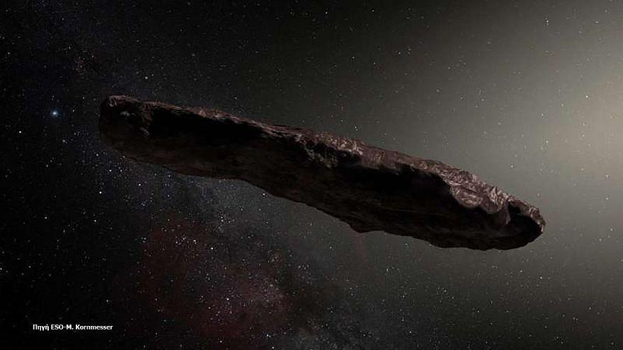 Ο αστεροειδής-πούρο δεν έχει εξωγήινους τελικά!
