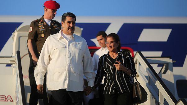 Βενεζουέλα: Στη φυλακή μέλη της οικογένειας Μαδούρο