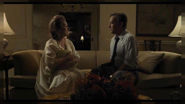 """Il ritorno di Spielberg: """"The Post"""" con Tom Hanks e Meryl Streep"""