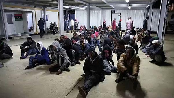 Menekülteket állított le a parti őrség