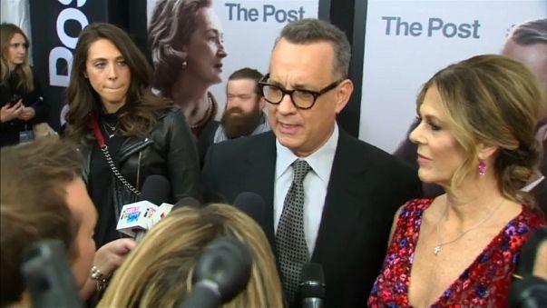 """Spielberg - Premiere """"Die Verlegerin"""""""