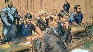 18 év börtönbüntetés Maduro rokonainak az Egyesült Államokban