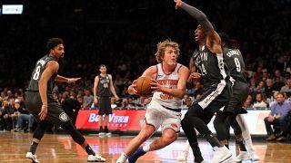 NBA'de New York derbisinin galibi Knicks