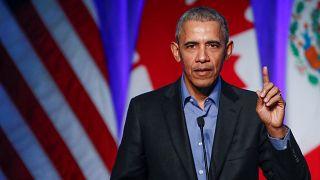 الرئيس الأميركي السابق باراك أوباما