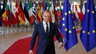 Donald Tusk, presidente del Consiglio Europeo