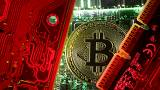 bitcoin image surreal