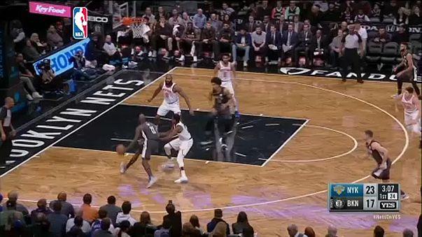 NBA: a Knicks nyerte a városi derbit