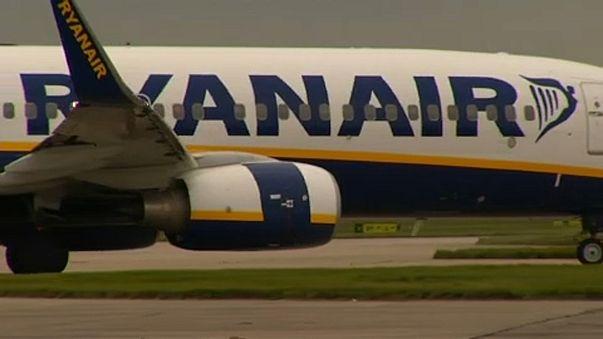 Elkerülné a sztrájkot a Ryanair