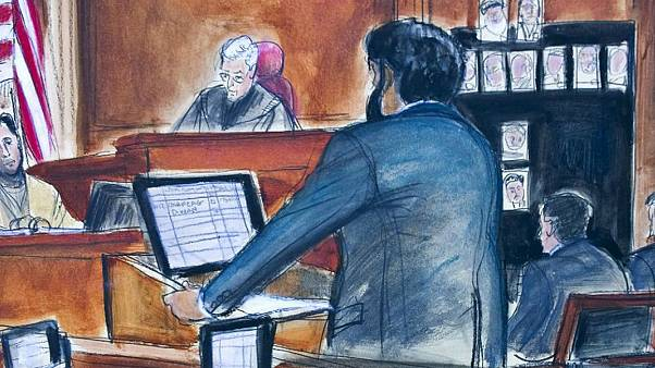 Mehmet Hakan Atilla tanık kürsüsünde