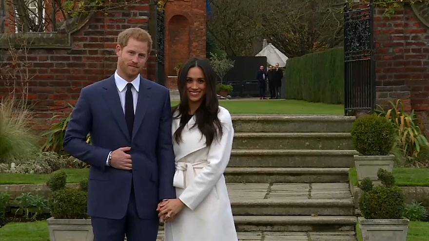 Date set for Harry and Meghan's wedding