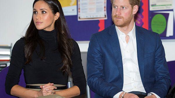 Harry e Meghan anunciam data do casamento