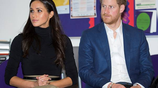 Harry e Meghan anunciam data do casamento