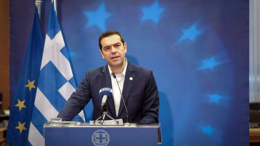 Α Τσίπρας: «Θετικοί οιωνοί ότι βγαίνουμε από την κρίση
