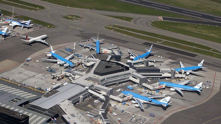 Flughafen Amsterdam Schiphol (Archiv)