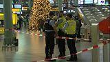 Incidente en el aeropuerto de Ámsterdam