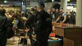 Police shoot knife-wielding man at Amsterdam's Schiphol Airport