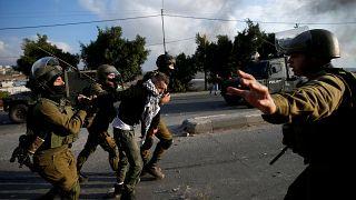 Παρασκευή της οργής στα παλαιστινιακά εδάφη
