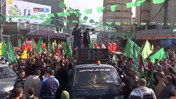 Folytatódnak az összecsapások Ciszjordániában