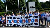 FIFA Başkanı'na Trabzon sürprizi: Şike sürecindeki rolü tartışılıyor