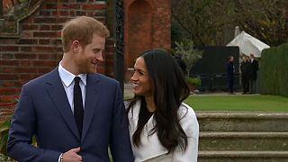 Prinz Harry und Meghan Markle: Hochzeitstag steht fest