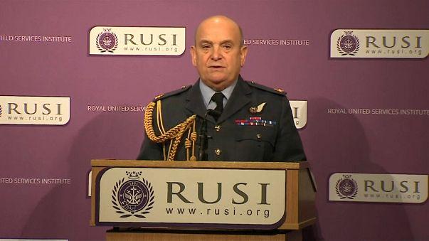 L'armée britannique appelle à protéger les cables sous-marins