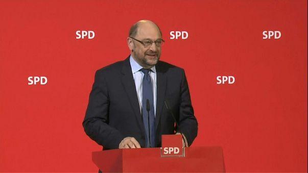 Alemanha: SPD dá um passo em frente