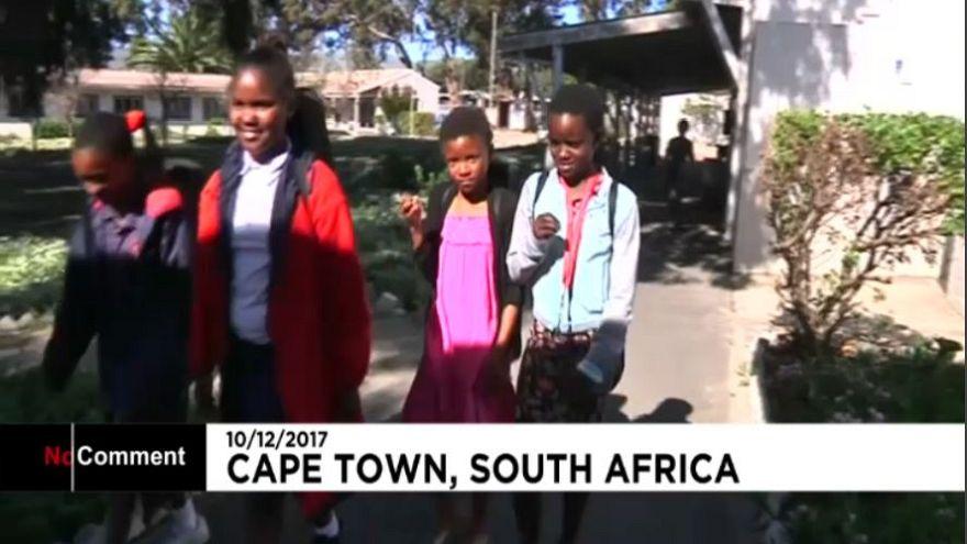 Güney Afrika: Çocuklar suça bulaşmamaları için müziğe yönlendiriliyor