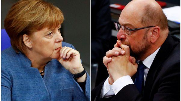 Mégis lehet nagykoalíció Németországban