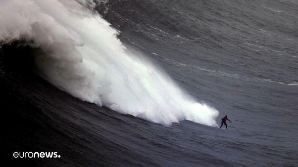 Aralık ayında sörf