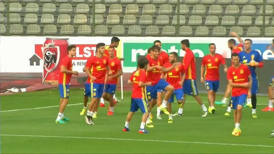 Espanha segura de que não vai ficar 'fora de jogo' no Mundial 2018