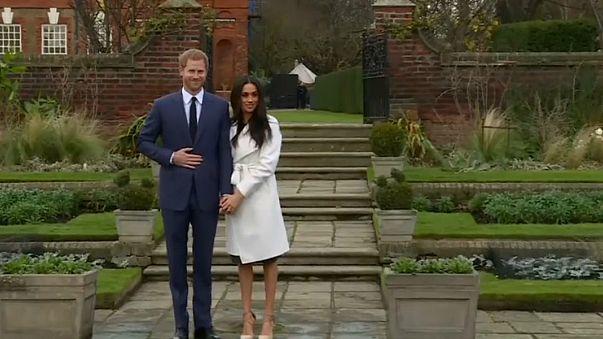 زفاف الأمير هارلي على الممثلة الأمريكية ميغان ماركل في 19 مايو/أيار المقبل