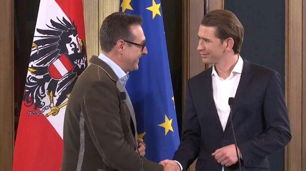Autriche : retour au pouvoir de l'extrême-droite