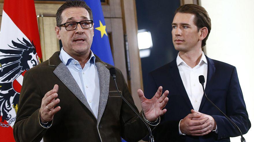 La extrema derecha entra en el Gobierno austríaco