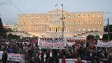 Le ras-le-bol des retraités grecs