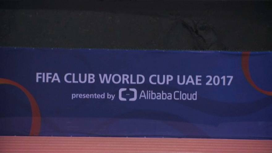 The final will kick off in Abu Dhabi at 5pm GMT