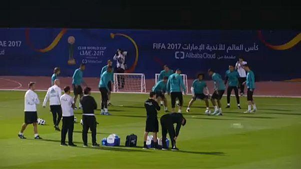 Klubvilágbajnokság: Real Madrid - Gremio