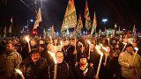 Διαδήλωση της αντιπολίτευσης κατά της κυβέρνησης του Βίκτορ Όρμπαν