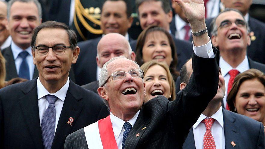 Peru: Präsident Kuczynski droht Amtsenthebungsverfahren