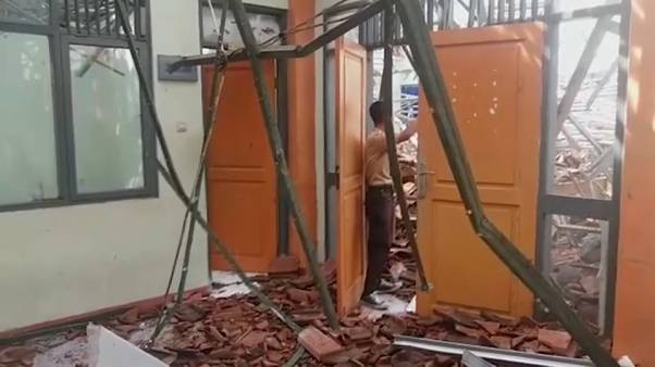 Al menos dos muertos en un terremoto en la isla de Java