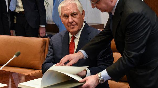 Tillerson durcit le ton face à l'ambassadeur nord-coréen à l'ONU