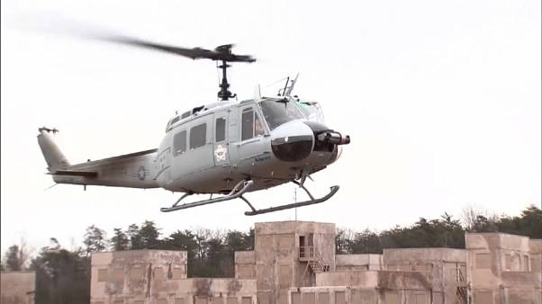 البحرية الأمريكية تُطور طائرة هليكوبتر بدون طيار